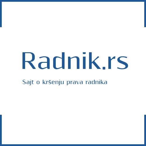Otvoren sajt Radnik.rs
