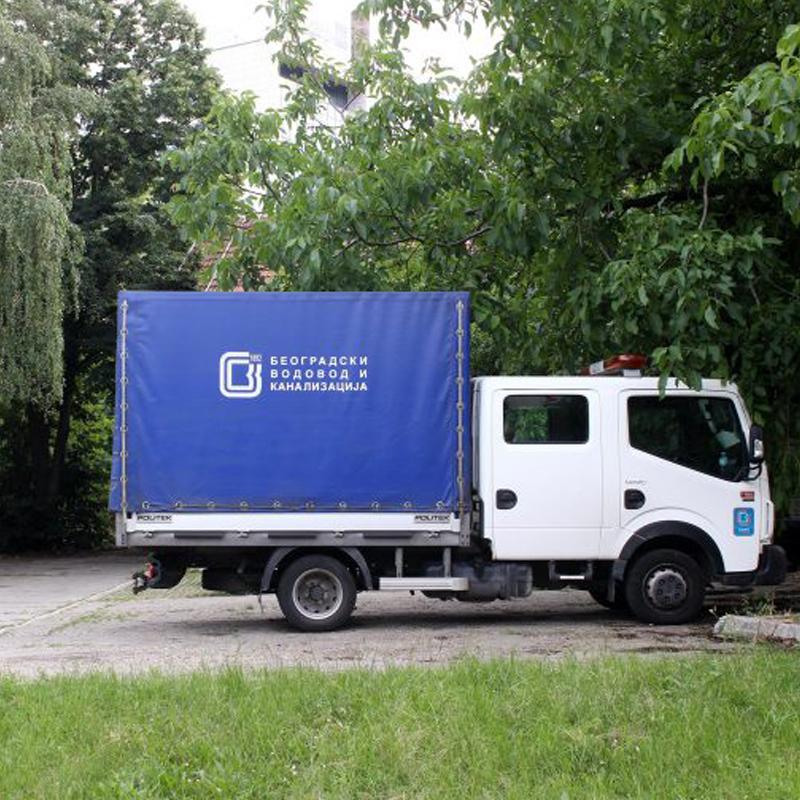 Zabrana zapošljavanja važnija od prava radnika u Beogradskom vodovodu