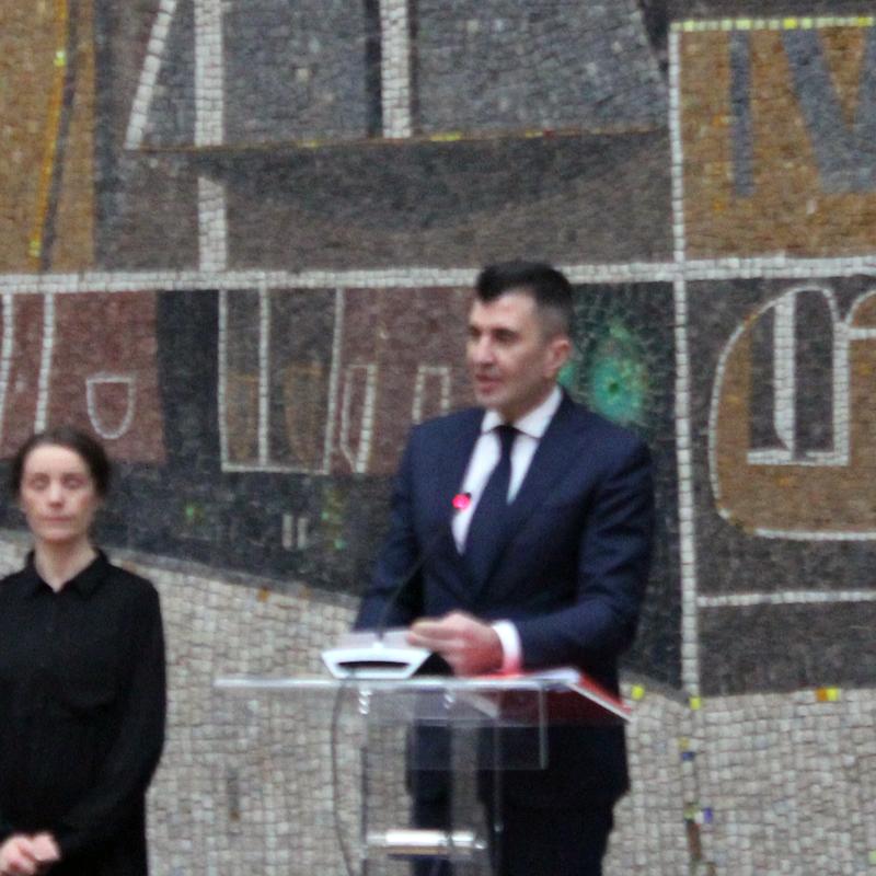 Ministar Đorđević o pogibijama na radu, privremeno-povremenim poslovima i omladinskimzadrugama