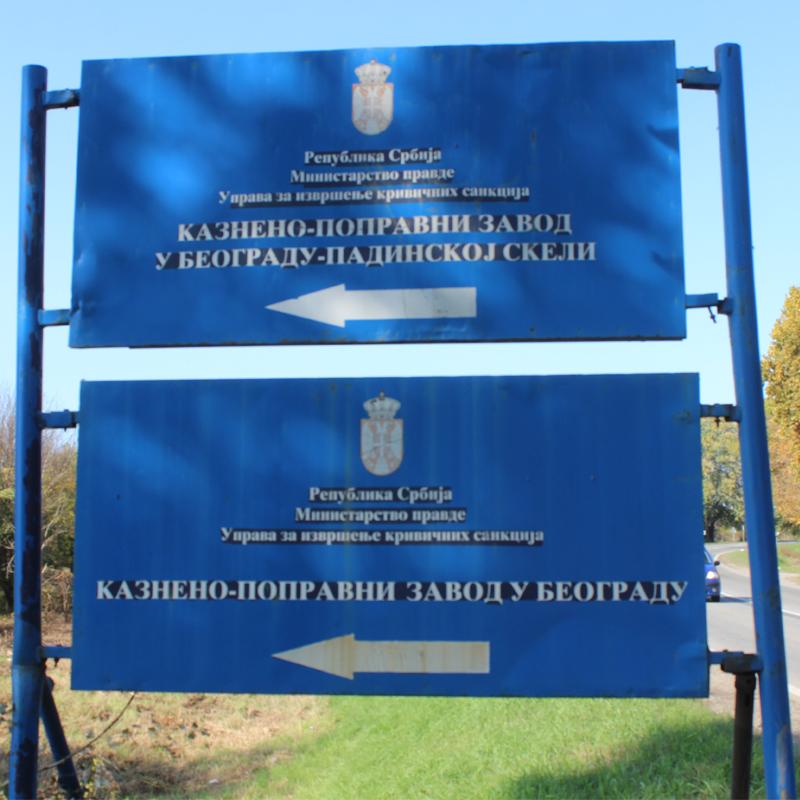 Ministarstvo pravde odbilo žalbu otpuštenog predsednika sindikata u KPZ Beograd